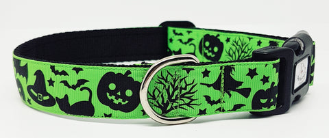 Hocus Pocus Halloween Dog Collars & Leads