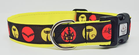 Sleepy Hollow Halloween Dog Collars & Leads