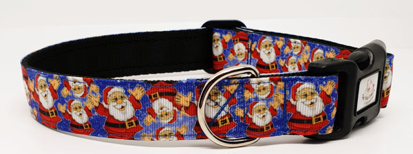 Santa Dogs Collars & Leads