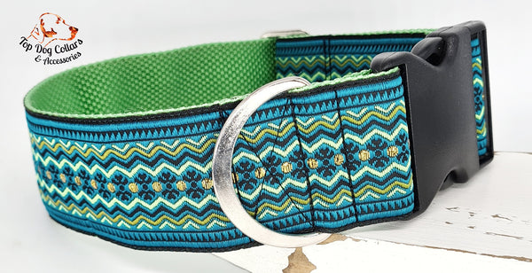 "Inca 2"" Wide Collars"