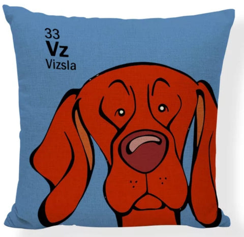 Vizsla Cushion Cover