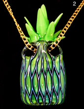 Hondo Opal Pineapple Pendants