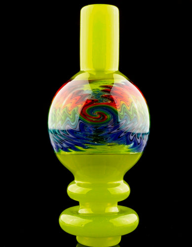 Kevin Murray Rainbow Wigwag Timber Bubble Cap
