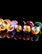 Steve H Happy Rainbow Flower Terp Pillars (Single)