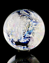 Blue Soldier Art White Milli Marble - 2
