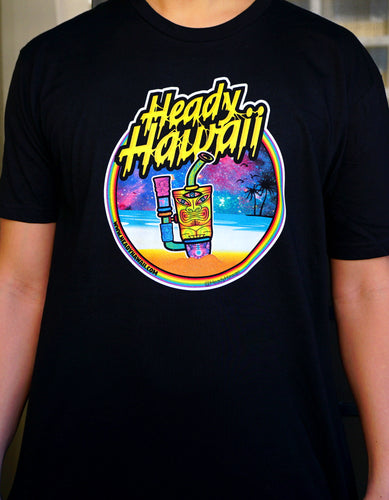 Official Heady Hawaii 1st Gen Tshirts