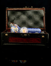 "Richard Hollingshead ""Dream Inducer"" UV Spoon + Wooden Chest"