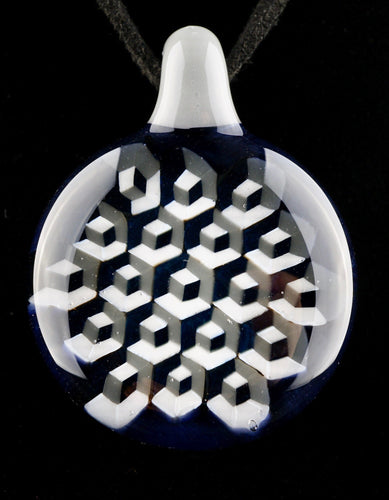 Dreamlab Dice Lattice Pendant