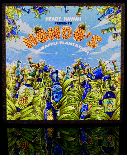 Hondo's Pineapple Plantation Moodmats