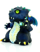 Nathan Belmont Lil' Fat UV and Blue Stardust Opal Dragon Rig