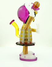 J Smart & Scolari Gold Amethyst and Plaid Marvin the Martian