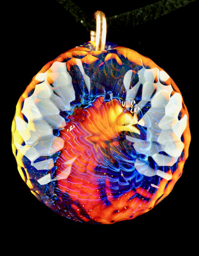 Ron Thomas Cold Worked Pendant