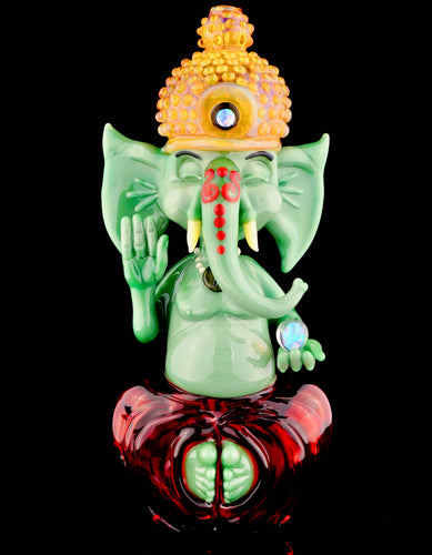 Hendy Mint and Pomegranate Ganesha Rig