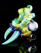 2Ba & Dosh Dichro Northstar Yellow and Brilliant Blue Sherlock