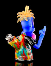 Ryder Trippy Tee Sunset Slyme and Mystique Tripster