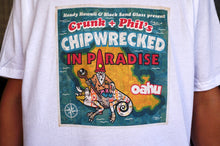 """Chipwrecked in Paradise"" Tshirts"