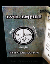 Evol Empire Poppy and Ghost Eclipse Pocket Element Set