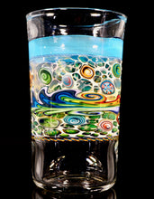Dillinger Blue Lotus UV Chaos Cup