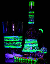 Dillinger & Lekseno Dichro and UV Chaos Tube + Cap + Cup Set
