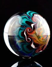 Aaron Slater Space Fumed Tessellation Marble