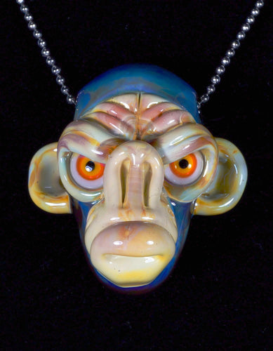 Coyle Deppes Darkness Monkey Head