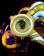Gordman Linework Skull and Implosion XL Pipe