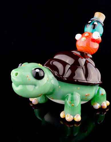 Porter Turt and Bubba Rig + Bubble Cap Set