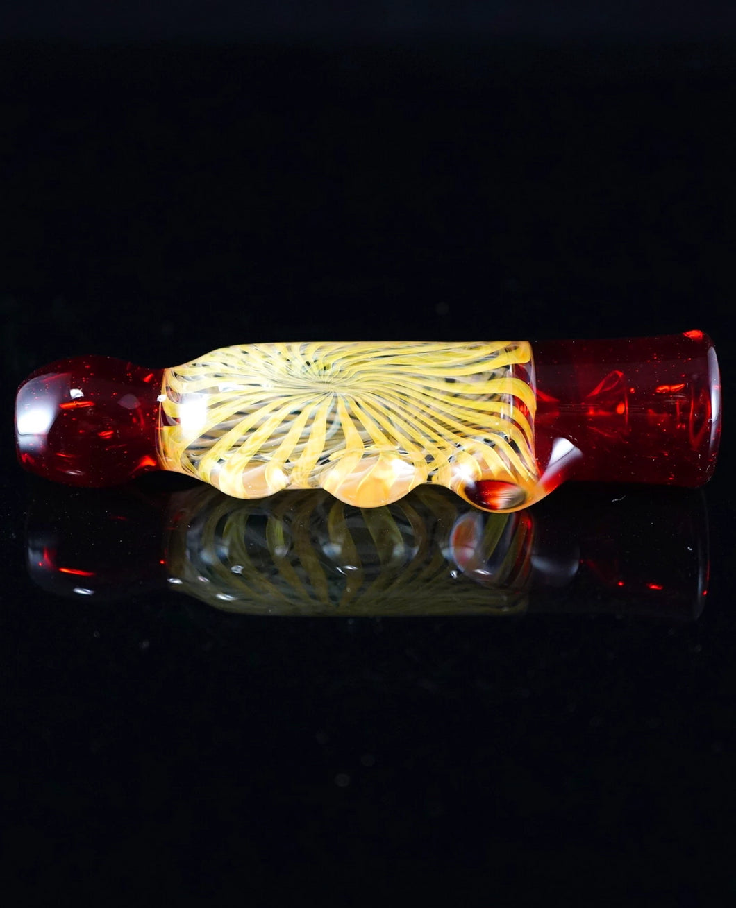 JD Maplesden Pomegranate Fume One Hitter