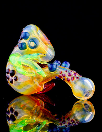 Pandemic Glass Coral Reef Sherlock