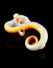 Niko Cray Fire Fade and Dichro Sidewinder Dry Pipe