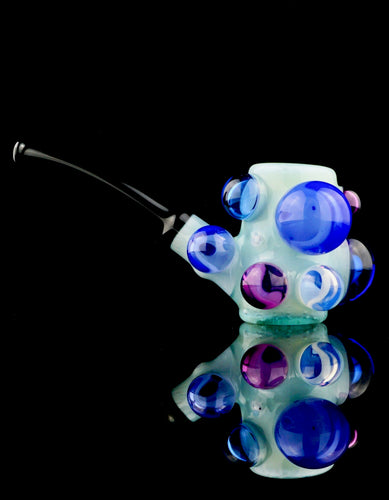 Scomo Blue Bubbly Sitter Pipe