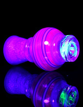 Blueberry & Melitz Dual-UV Spinner Cap