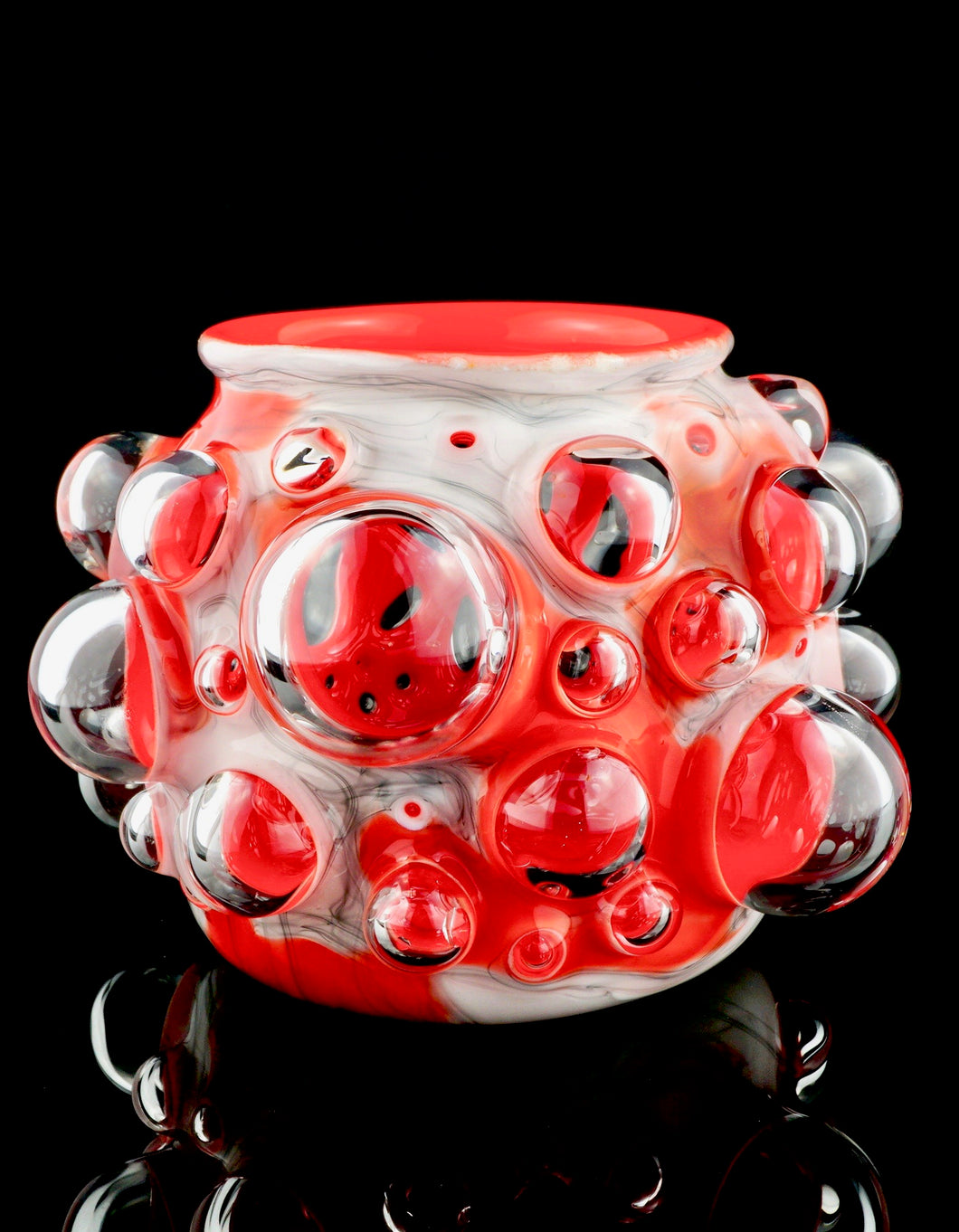 Scomo UV Scribble Bubbell Jar/Vase