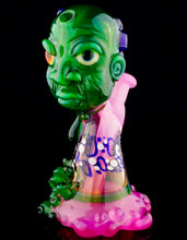 Voorhees Voodoo over Pastel Serum and Plantphibian Head Jammer with CFL and UV Accents