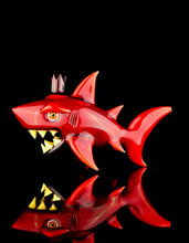 Niko Cray Pomegranate King Shark