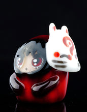 Kawaii Kitsune Half-Blood Kigurumi Girl Pendant