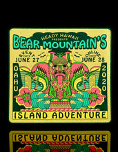 Bear Mountain's Island Adventure Moodmats (various designs)
