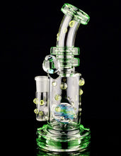 Hubbard Crippy Mini Tube with Faceted Opal Accent