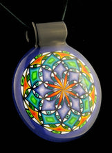 Kevin Murray UV Eye Mandala Pendant