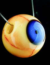 Aquarius Eyeball Pendants