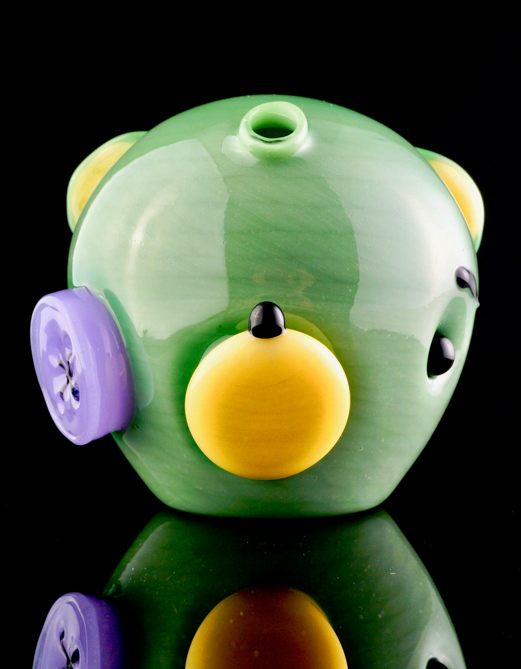 Hendy Mint Teddy Heady Rig with CFL Button