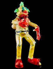Grime Zombie Clown Rig with Removable Hammer