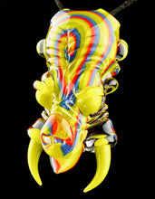 Shuhbuh Roswell Wasp Head Pendant