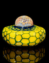 Joe Peters Double Honeycomb Jar