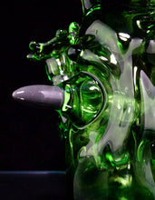 Certo Thomas Transparent Green Bullet Tube
