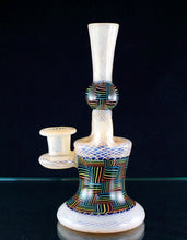Jeff Heath CFL Retti Over Sunset Slyme Stirrup Bottle + Bubble Cap Set