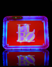 Elbo Rainbow Light Up Rolling Tray (various colors)