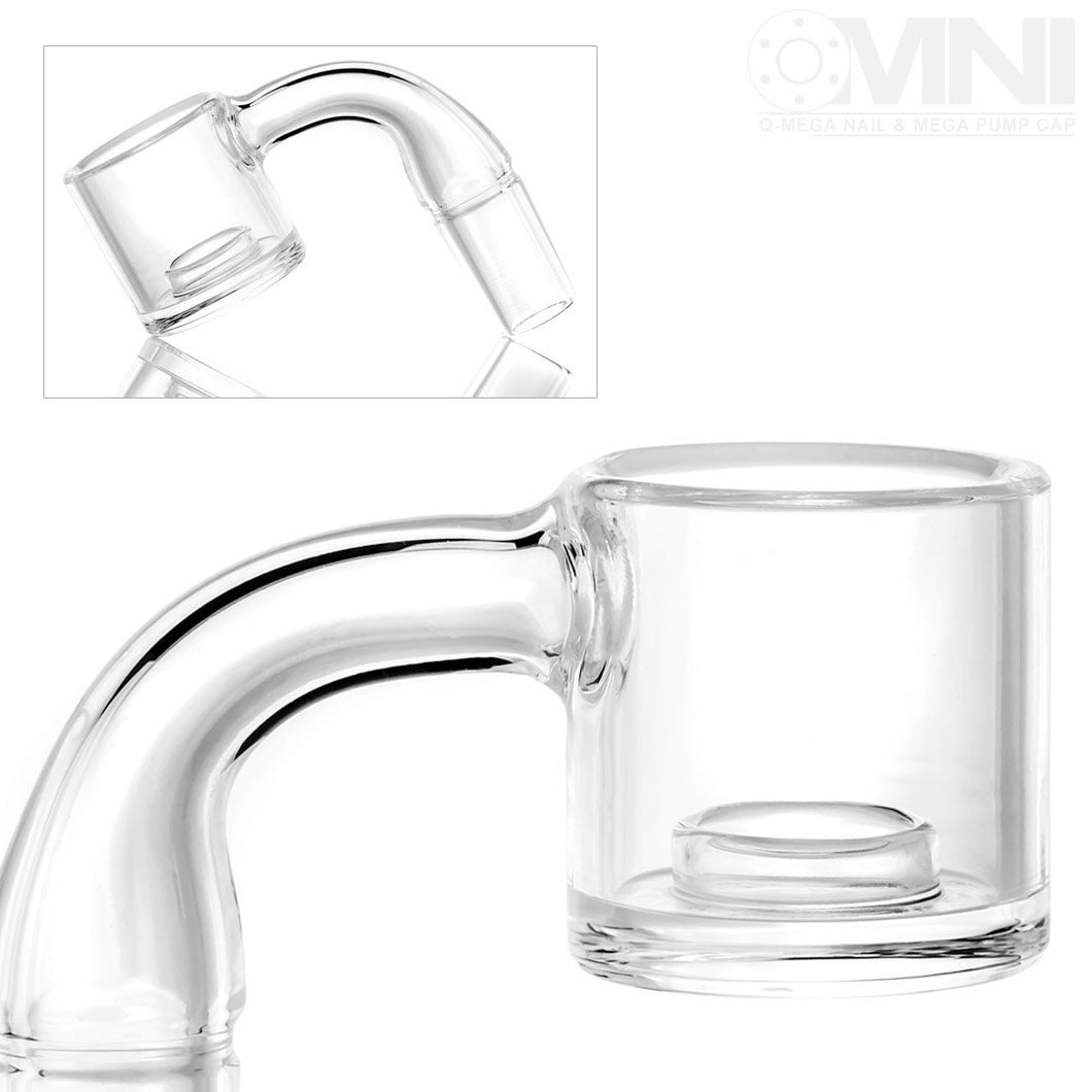 Omni Q-Nail (Regular & Mega Quartz Buckets)