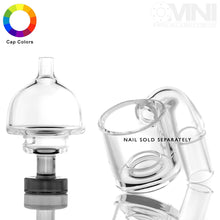 Omni Mega Pump Carb Cap (CFL & UV colors)