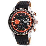 Lancaster Italy Men's Freedom Chronograph Black Watch - LANCASTER-OLA1064L-SS-NR-AR-NR - Realforlesscorp